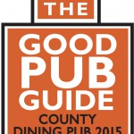 Bell wins Good Pub Guide's 'County Dining Pub 2015' award.