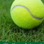 Tennis…Strawberries & cream … Wimbledon Afternoon Tea